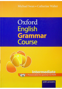 Oxford English Grammar Course plus CD