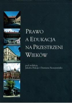 Prawo a edukacja na przestrzeni dziejów