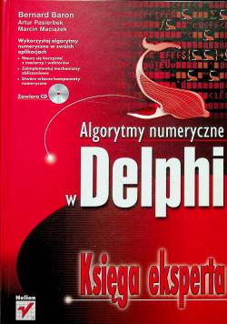 Algorytmy numeryczne w Delphi Księga eksperta