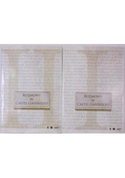 Rozmowy w Castel Gandolfo Tom I i II