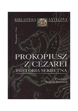 Prokopiusz z Cezarei Historia sekretna