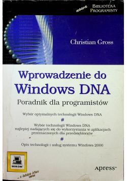 Wprowadzenie do Windows DNA poradnik dla programistów