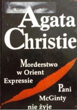 Morderstwo w Orient Expressie / Pani McGinty nie żyje
