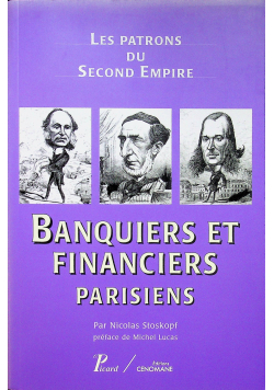 Banquiers et financiers parisiens