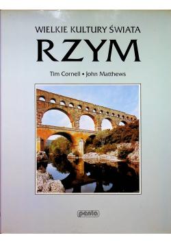 Wielkie kultury świata Rzym