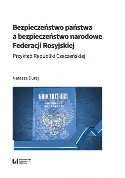 Bezpieczeństwo państwa a bezpieczeństwo narodowe Federacji Rosyjskiej