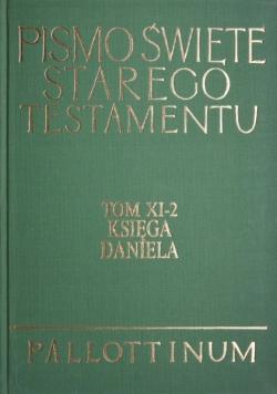 Pismo Święte Starego testamentu  tom XI  2