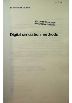 Digital simulation methods