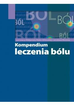 Kompendium leczenia bólu + autograf Małgorzaty Malec-Milewskiej