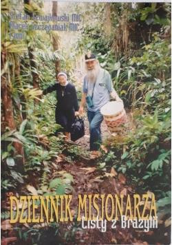 Dziennik misjonarza listy z Brazylii