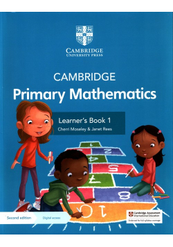 Cambridge Primary Mathematics Learner`s Book 1 with Digital access