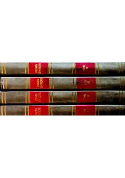 Pismo Święte 4 tomy reprint z 1599r