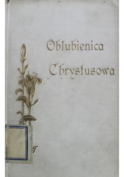 Oblubienica Chrystusowa 1924 r.