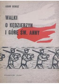 Walki o Kędzierzyn i Górę św Anny