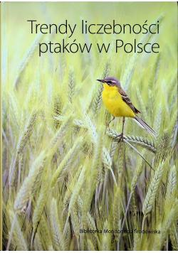 Trendy liczebności ptaków w Polsce