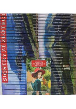 Siostry ze Złotego Brzegu 59 tomów