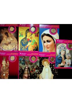 Złota kolekcja wizerunków Maryjnych 7 części