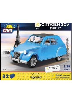 Youngtimer Citroen 2CV Type AZ 1962