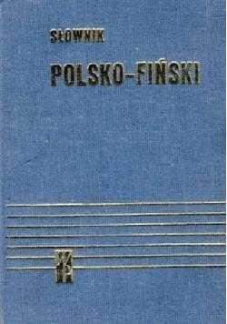 Słownik Polsko Fiński