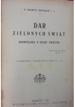 Dar Zielonych Świąt 1924 r