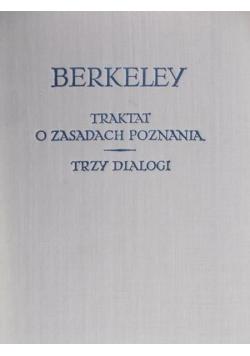 Traktat o zasadach poznania Trzy dialogi