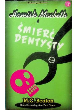 Hamish Macbeth i śmierć dentysty