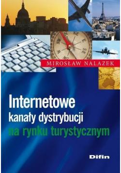 Internetowe kanały dystrybucji na rynku turystycznym