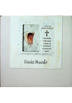 Ramka Moments RM-046 Chrzest