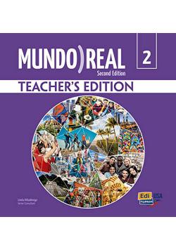 Mundo Real International 2 Przewodnik metodyczny