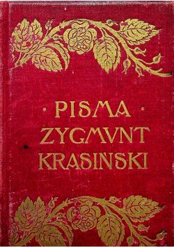 Pisma Zygmunta Krasińskiego 1904 r
