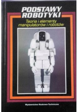 Podstawy robotyki,teoria i elementy manipulatorów i robotów
