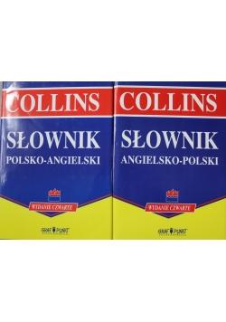 Collins Słownik polsko angielski i angielsko polski