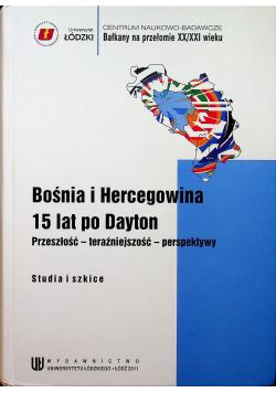 Bośnia i Hercegowina 15 lat po Dayton
