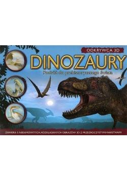 Odkrywca 3D Dinozaury