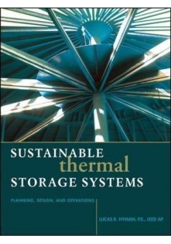Sustainable thermal storage systems