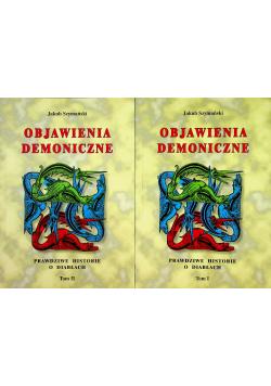 Objawienia demoniczne tom I i II