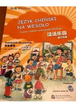Język chiński na wesoło plus CD