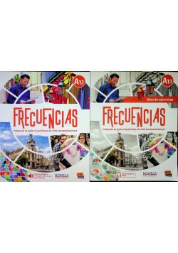 Frecuencias A1 1 Podręcznik 2 tomy