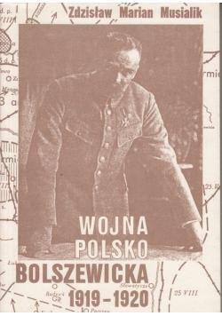 Wojna Polsko Bolszewicka 1919 - 1920