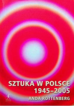 Sztuka w Polsce 1945 2005