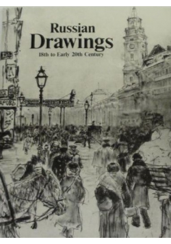 Russian drawings 18th to early 20th century