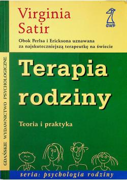 Terapia rodziny Teoria i praktyka