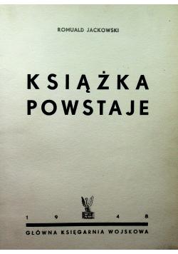 Książka Powstaje 1948 r.