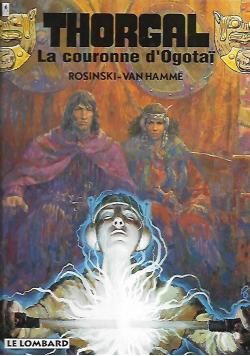 Thorgal La Couronne d Ogotai