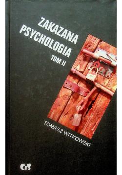 Zakazana psychologia Tom II