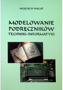 Modelowanie Podręczników Techniki Informatyki
