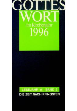 Gottes Wort 1996