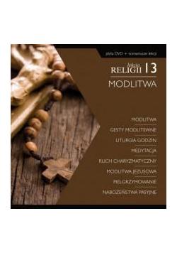 Lekcja religii 13. Modlitwa + DVD