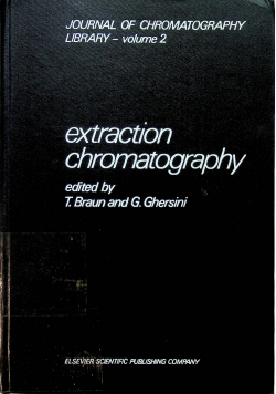 Extraction chromatography