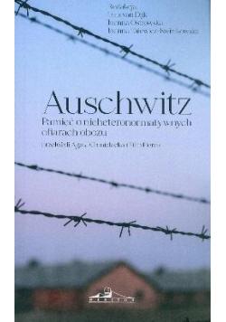 Auschwitz. Pamięć o nieheteronormatywnych ofiarach